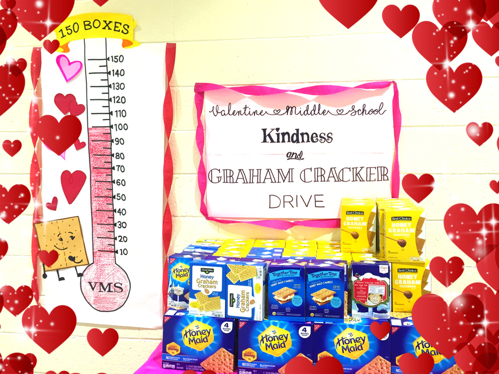 VMS Kindness & Graham Cracker Drive!