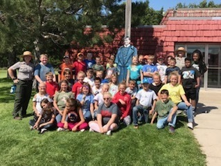 5th Grade Nature Fest Field Trip