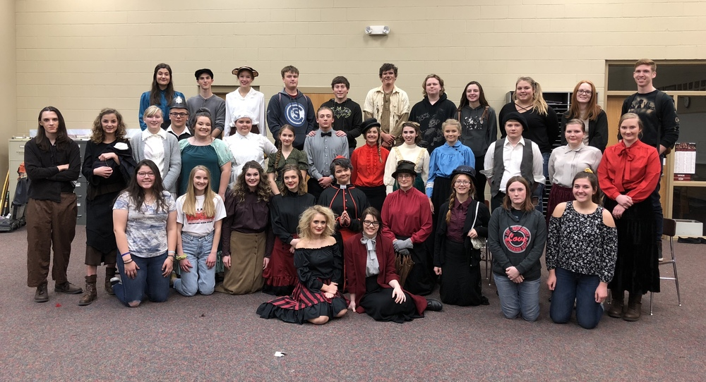 One-Act Kicks Off Their Season