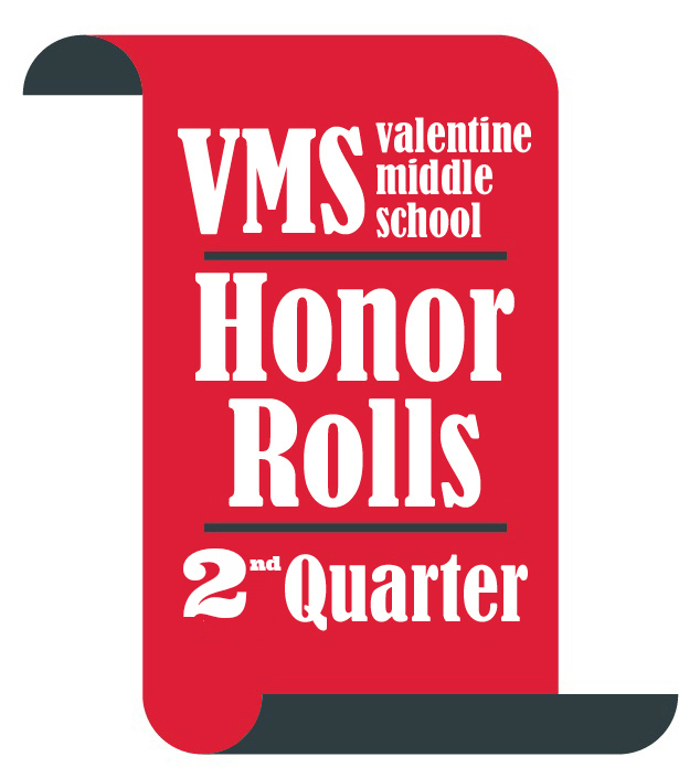 VMS 2nd Quarter Honor Rolls