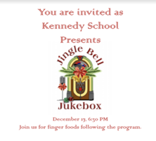 Kennedy School Christmas Program