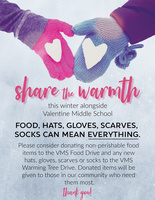 Share the Warmth!