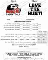 Lady Badger Basketball Shirts for Sale!