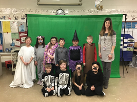Reader's Theater--Mrs. Lancaster