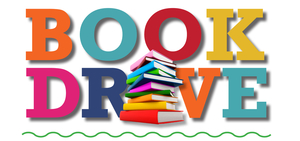 VMS Book Drive - Give the Gift of Reading!