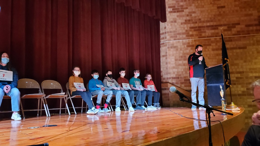 Cherry County Oral Spelling Bee