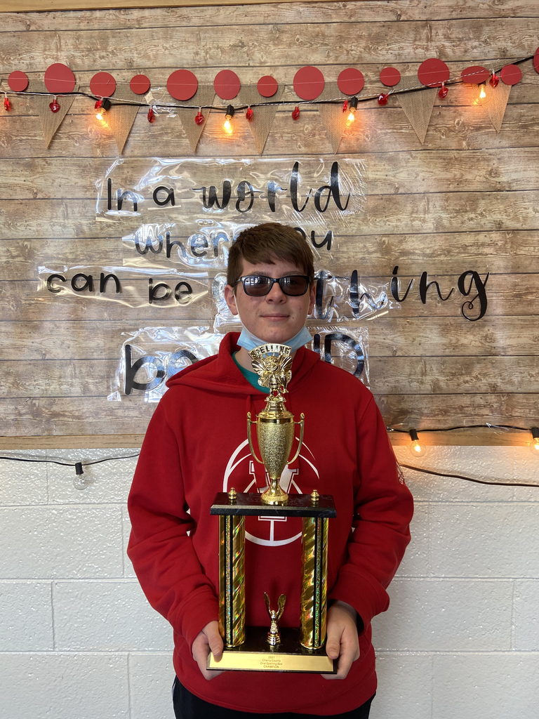 Oral Spelling Bee Champion Doc Lancaster