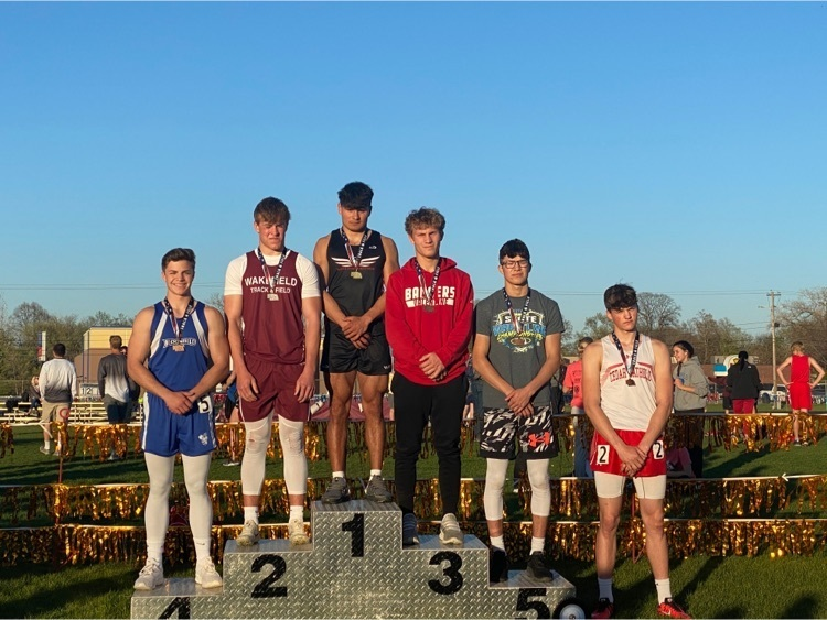 Nick placed 3rd in 400 (52.48 seconds) and 5th in 200 (23.63 seconds).